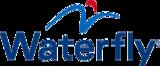 *gratis mini-polobal* Waterfly Waterpolobadpak dubbellaags rits navy FR36-D34-S op=op_