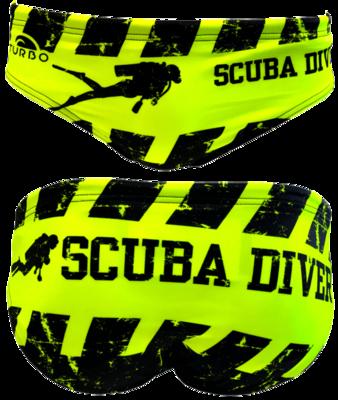 *Special Made* Turbo Waterpolo broek Scuba Diver (levertijd 6 tot 8 weken)