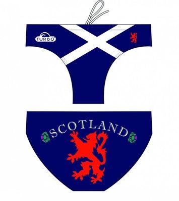 *Special Made* Turbo Waterpolo broek Scotland (levertijd 6 tot 8 weken)