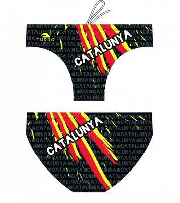 *Special Made* Turbo Waterpolo broek Catalunya (levertijd 6 tot 8 weken)
