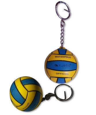 Turbo sleutelhanger Waterpolobal Soft 3D