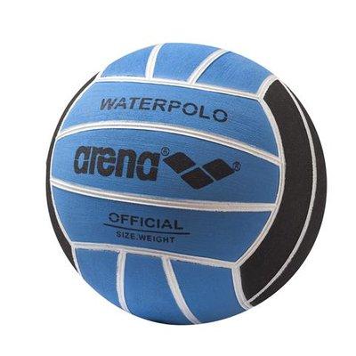 *Niet meer leverbaar* (10+prijs) Arena waterpolo bal heren blauw/zwart