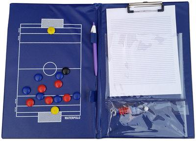 *Voordeelbundel* (5+prijs) Waterpolo taktiekmap Winart A4-formaat