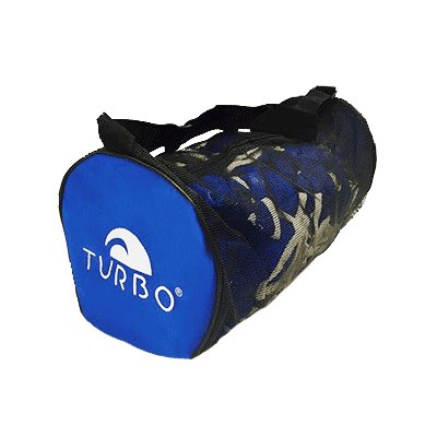 *populair* Turbo waterpolo cap tas teamset