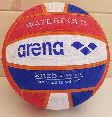 *populair* voordeelbundel (10+prijs) Arena waterpolo bal size 4 KNZB