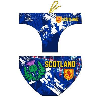 *Special Made* Turbo Waterpolo broek  SCOTLAND 2019 (levertijd 6 tot 8 weken)