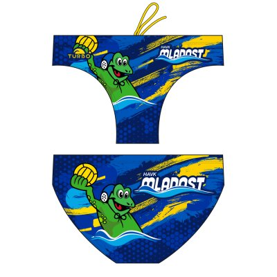 *Special Made* Turbo Waterpolo broek MLADOST 2020 (levertijd 6 tot 8 weken)