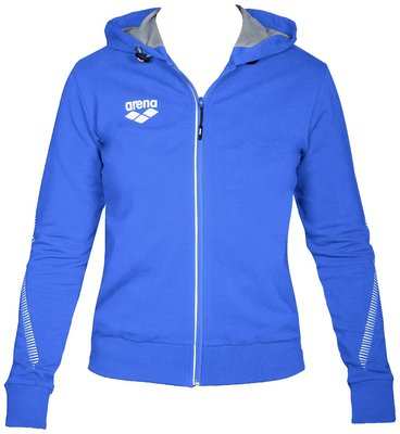 *Showmodel* Arena W Tl Hooded Jacket royal M