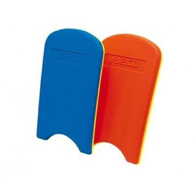 BECO Zwemplankje Team, pe-foam, 47x29,5x3 cm, oranje