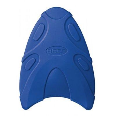 BECO Zwemplankje Hydronamic, 43x30x2,5 cm, blauw