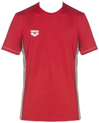 Arena Tl Tech S/S Tee red XXS