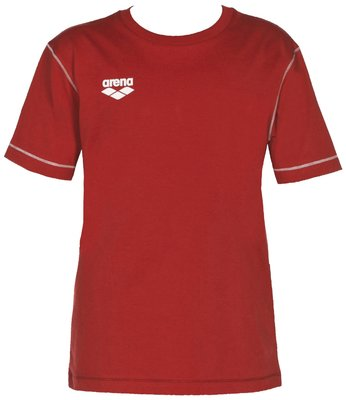 Arena Tl S/S Tee red XXL