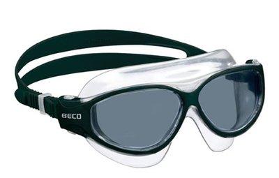 BECO Panorama zwembril, Panama, zwart
