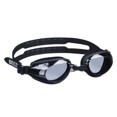 BECO Trainingszwembril Lima, zwart