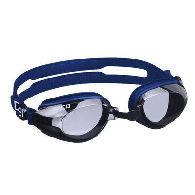 BECO Trainingszwembril Lima, blauw
