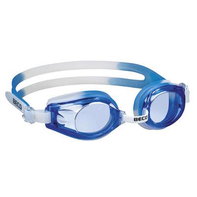 BECO Kinder zwembril Rimini, wit/blauw
