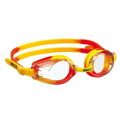 BECO Kinder zwembril Rimini, geel/oranje