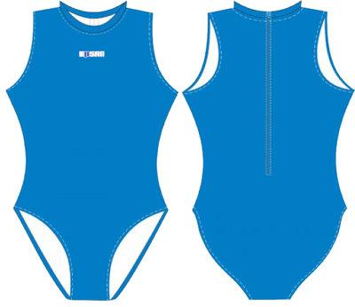 Waterpolobadpak Epsan blauw FR44-D42-2XL