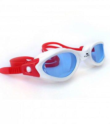 Turbo Swim Goggles Malibu red