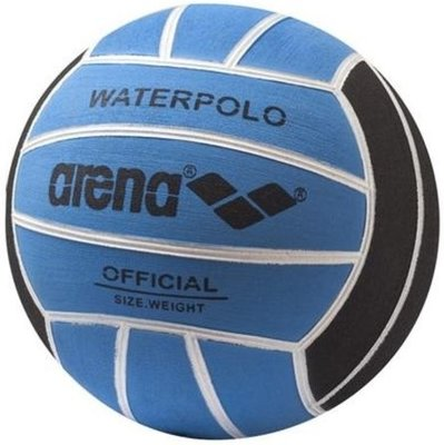 Arena Water Polo Ball Size 5 blue/black nvt