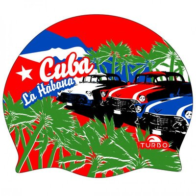 Swimming cap Cuba