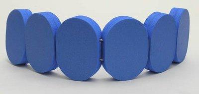 Epsan zwemgordel original winner/6, blauw/orange/blauw