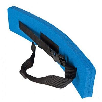 *Populair* Epsan zwemgordel caribbean/l, 590x120x28 mm, blauw, met snelsluiting