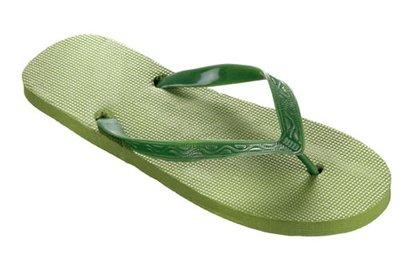 *BIG SALE* Beco teenslippers groen maat 40-41
