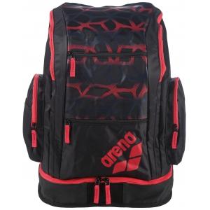 Arena Spiky 2 zwemtas Large Backpack Spider spider-black-red