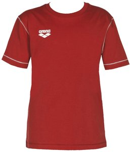 Arena Tl S/S Tee red M