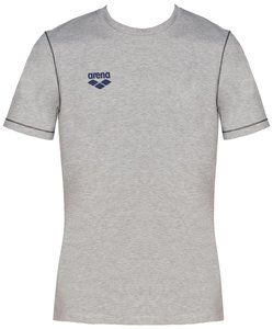 Arena Tl S/S Tee medium-grey XXL